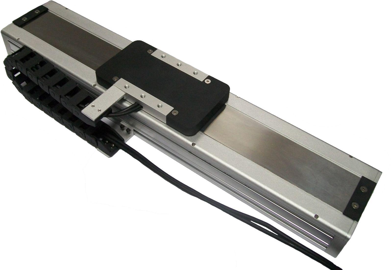 防尘环境全封闭直线电机模组 - 英诺伺服技术有限公司